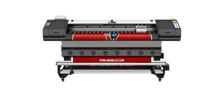 Dye Sublimation Printer WJ-740C image