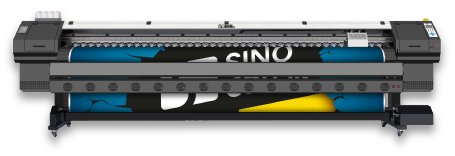 SJ-1260&SJ-1260C Eco Solvent Printer image